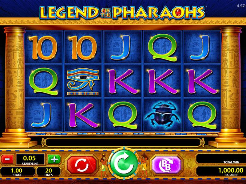Pharaohs Free Slots