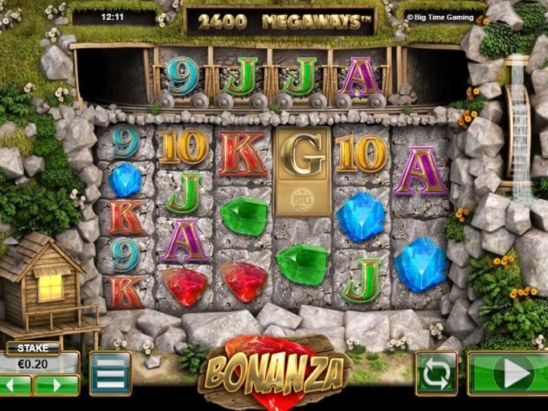 Bonanza Free Slots