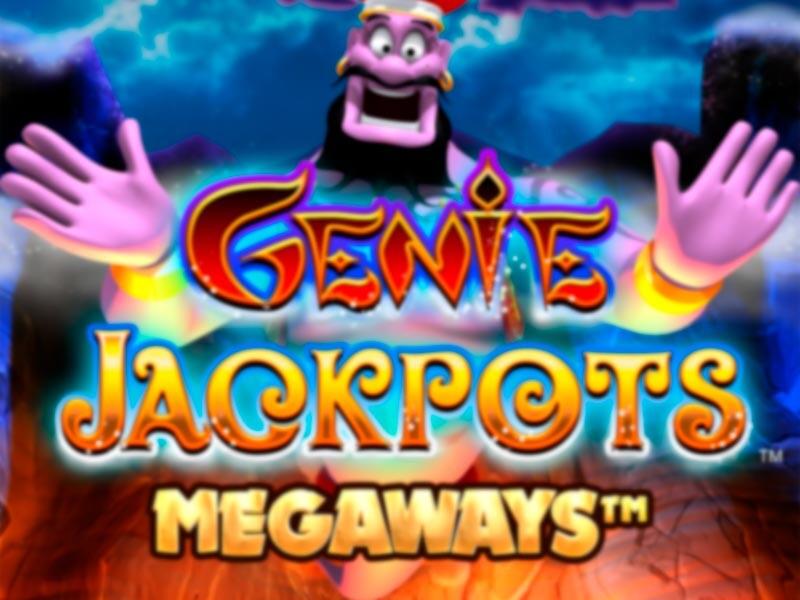 Genie Jackpots Free Slots