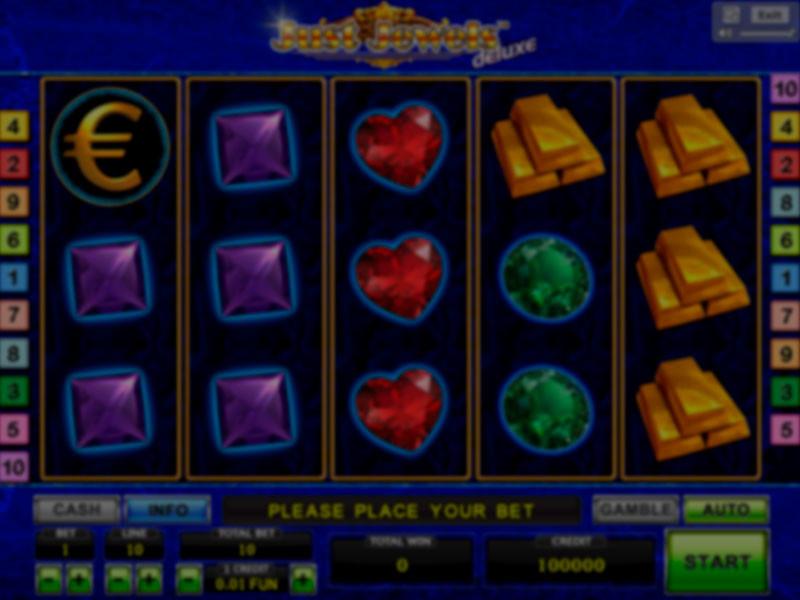 Just Jewels Free Slots