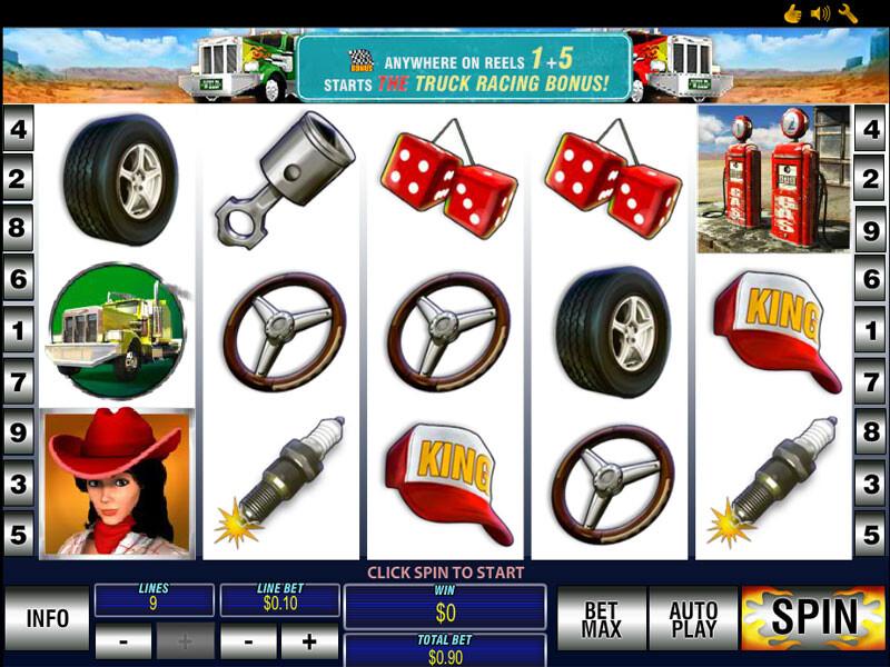 Highway Kings Free Slots