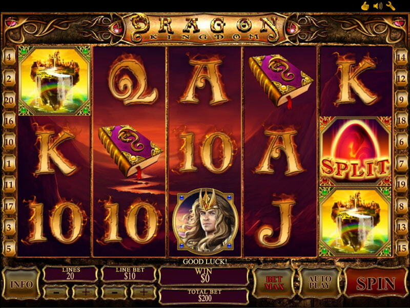 Dragon Kingdom Free Slots