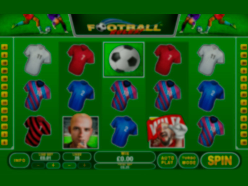 The Football Rules Free Slots