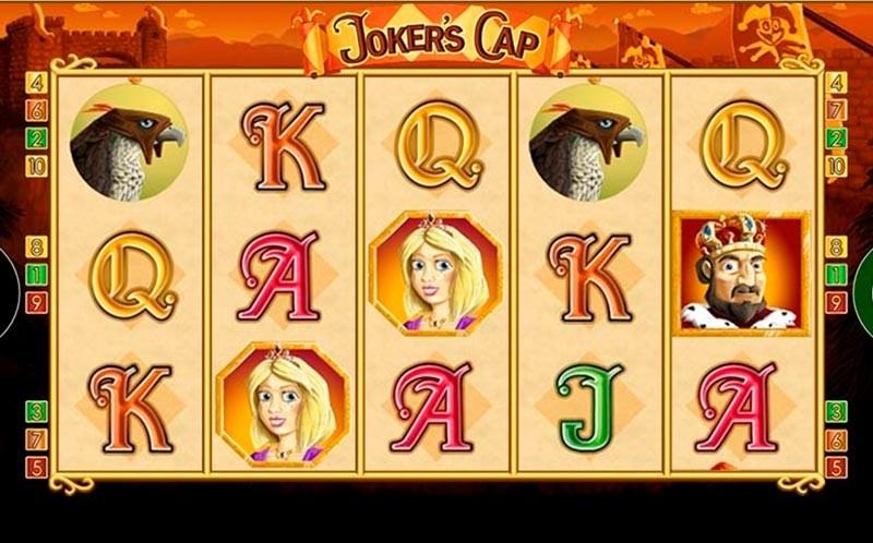 Jokers Cap Free Slots