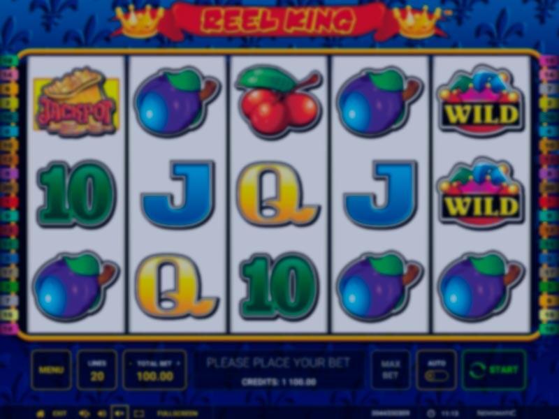 Reel King Free Slots