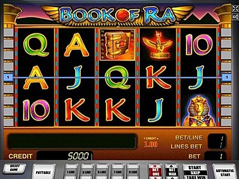 Book of Ra Free Slots