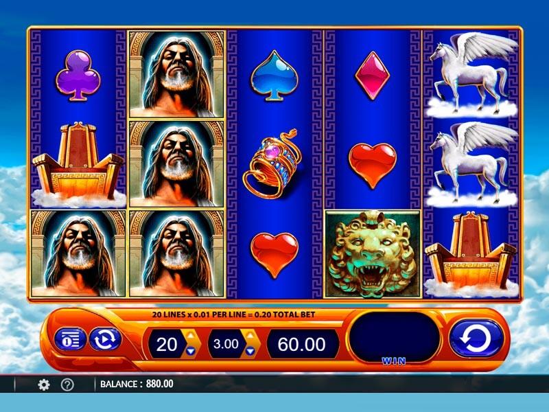 Kronos Free Slots
