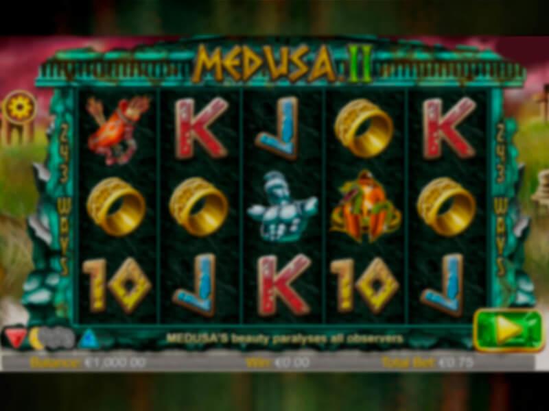 Medusa 2 Free Slots