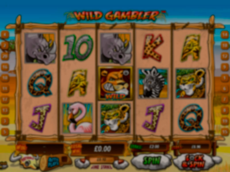 Wild Gambler Free Slots