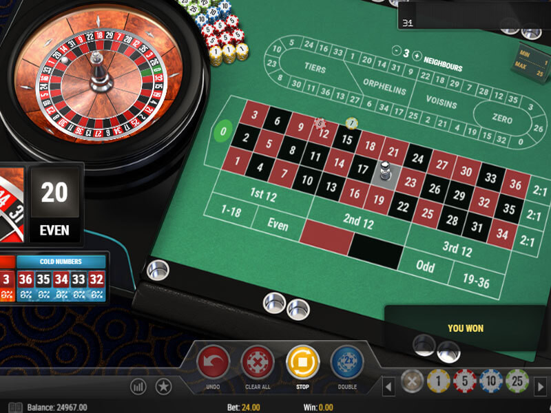 Roulette Game Free Slots