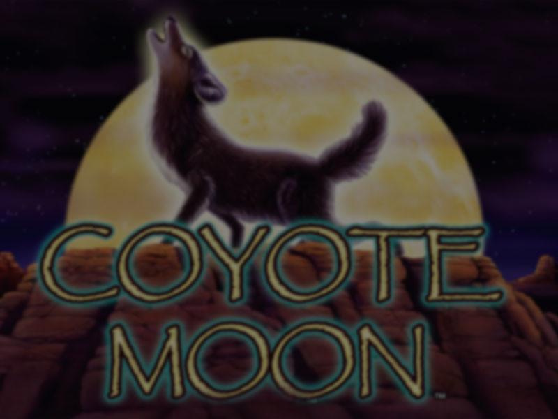 Coyote Moon Free Slots