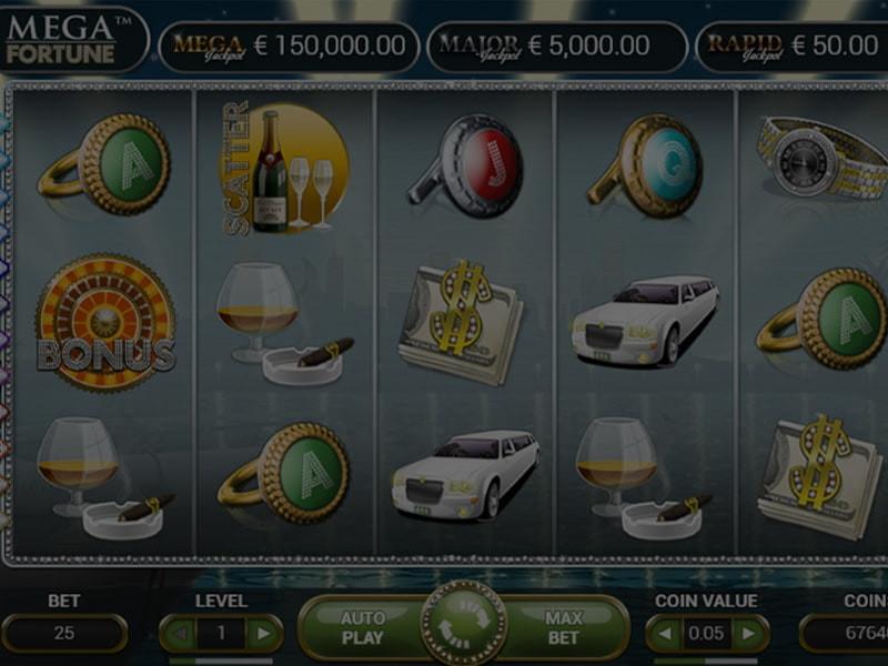 Mega Fortune Free Slots
