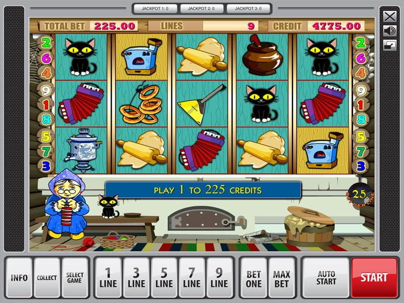 Keks Free Slots