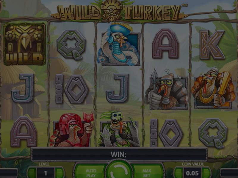 Wild Turkey Free Slots