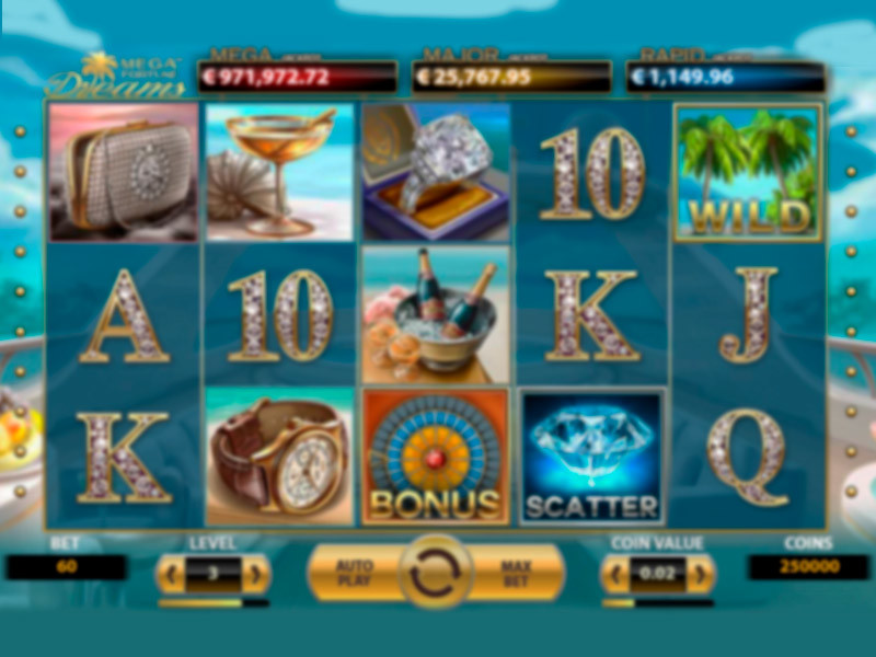 Mega Fortune Dreams Free Slots