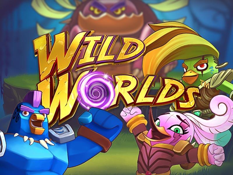 Wild Worlds Free Slots