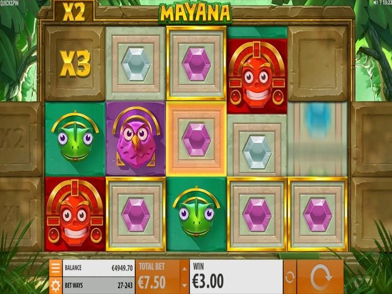 Mucha Mayana Free Slots