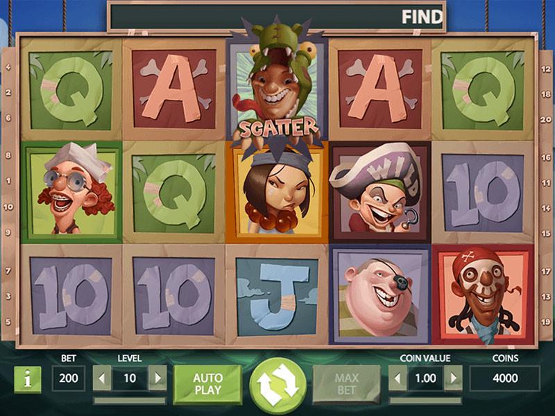 Hooks Heroes Free Slots