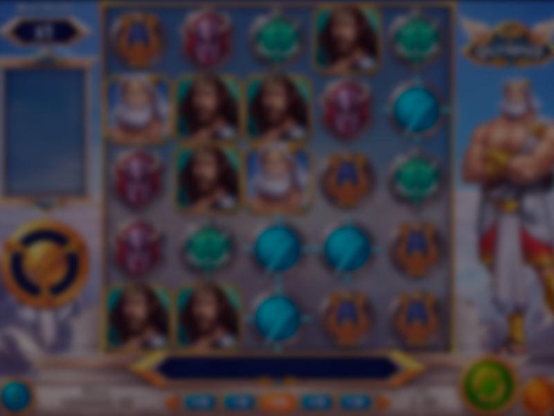 Rise of Olympus Free Slots